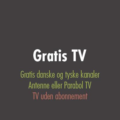 Gratis Tv Pakker