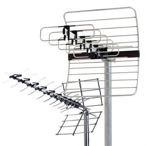 Triax antenner