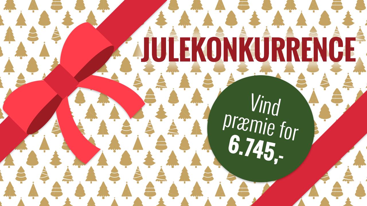 Julekonkurrence På Facebook