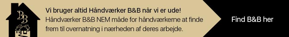 Håndværker B&B