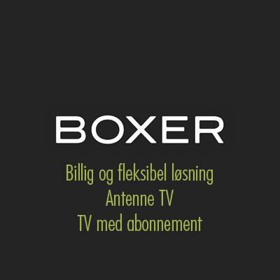 Boxer Tv Pakker