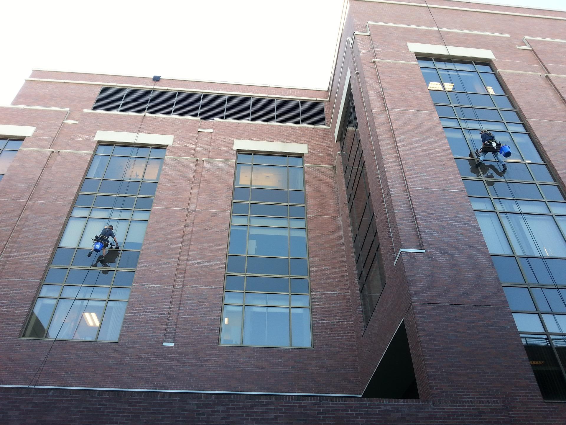 Faldsikring vinduespudser