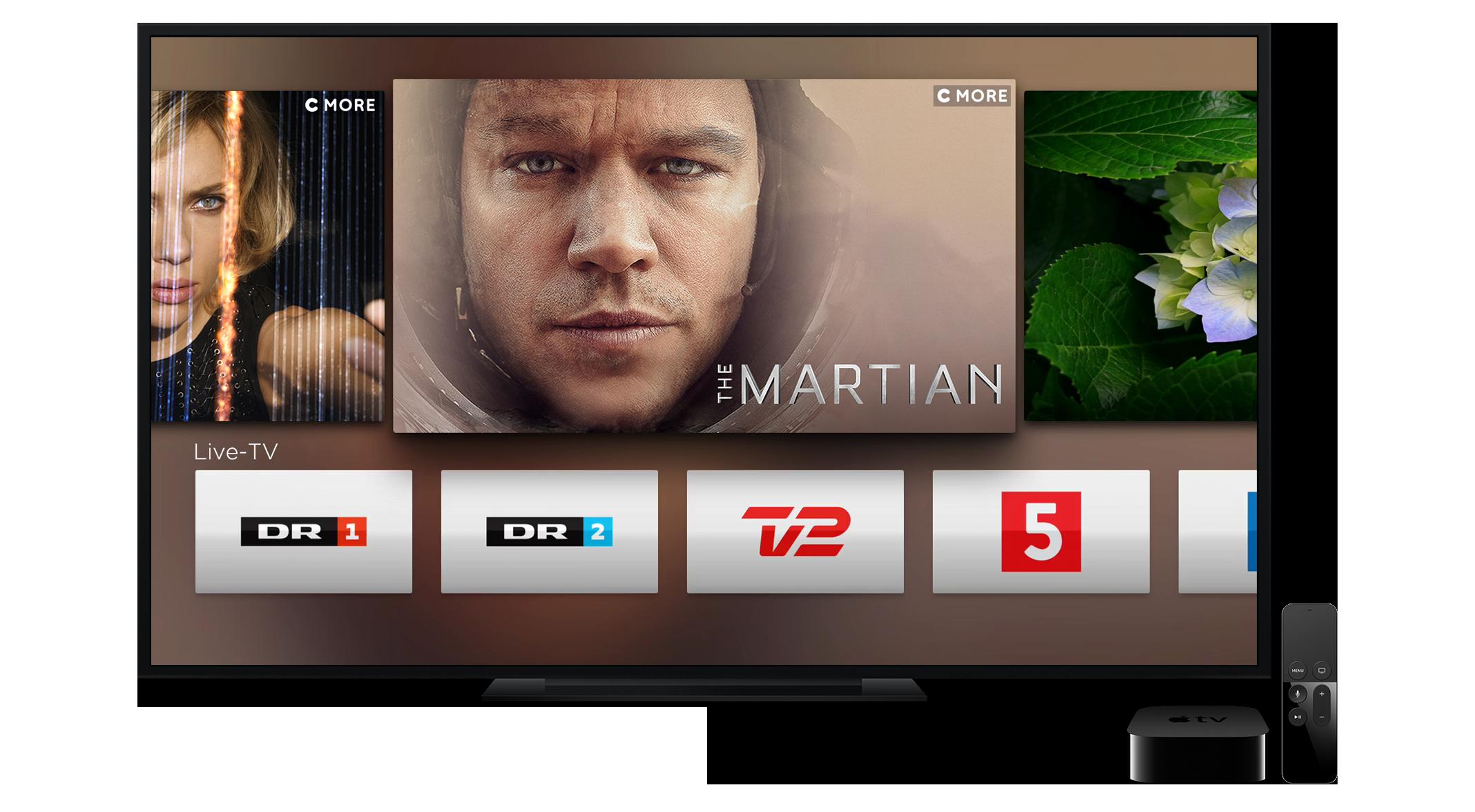 Ny Canal Digital apple tv app